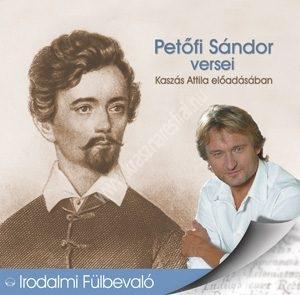 Petőfi Sándor versei Hangoskönyv CD