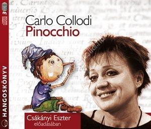 CollodiPinocchio Hangoskönyv CD