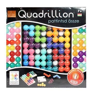 Quadrillion Pattintsd össze! Logikai játék