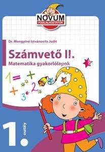 Számvető II. 2. osztályosoknak Számírást fejlesztő gyakorlólapok