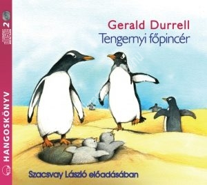 Gerald DurrellTengernyi főpincér Hangoskönyv CD