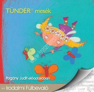 Tündéres mesék Hangoskönyv CD