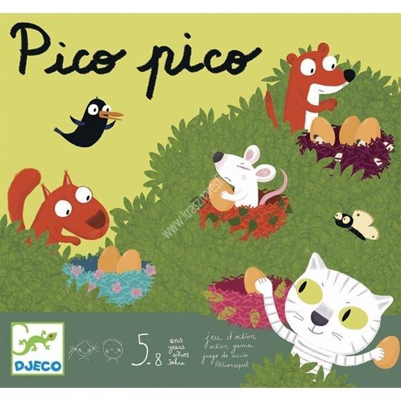 krasznar-es-fiai-pico-pico-vidám társasjáték