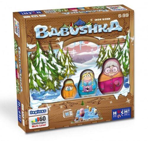 Babushka Logikai fejlesztő játék