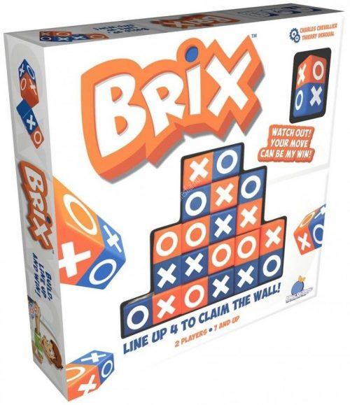 Brix Logikai fejlesztő játék