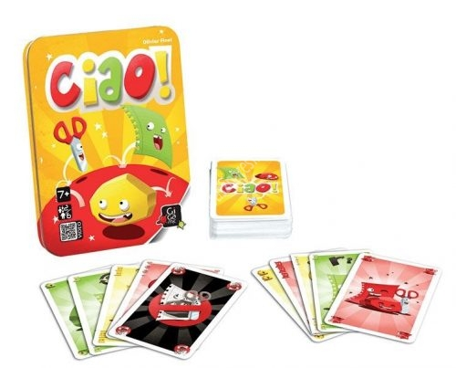 Ciao kommunikációs kártyajáték