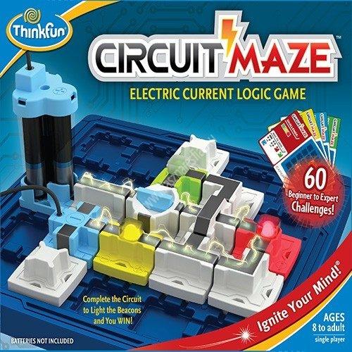 Circuit Maze logikai társasjáték
