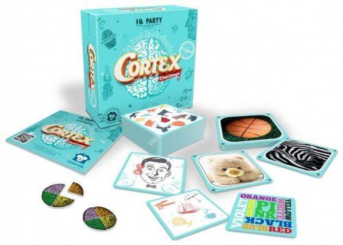 Cortex Challenge IQ Party társasjáték