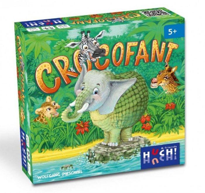 Crocofant Fejlesztő társasjáték