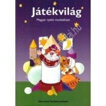 Hargitai Katalin : Játékvilág – Magyar nyelvi munkafüzet 4.
