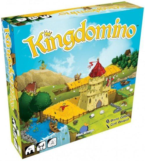 Kingdomino Stratégiai társasjáték