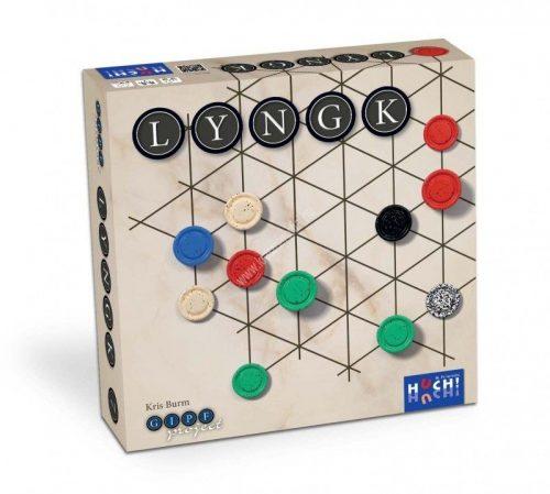 Lyngk Absztrakt stratégiai játék