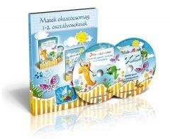 Matek oktatócsomag 1. és 2. osztály DVD