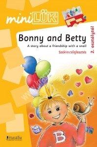 Bonny and Betty Szókincsfejlesztés 2. osztály