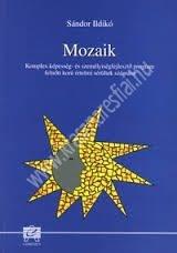 Sándor Ildikó : Mozaik – Komplex képesség- és személyiségfejlesztő program felnőtt korú értelmi sérültek számára