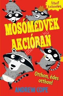 Állati kalandok - Mosómedvék akcióban 1.
