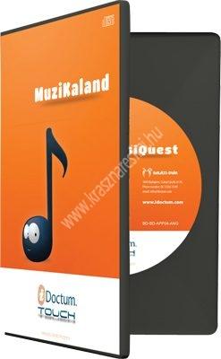 Muzikaland Touch CD Ének-zene
