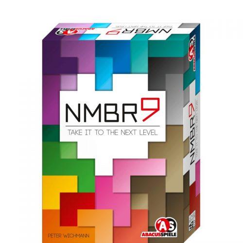 NMBR9 Absztrakt társasjáték