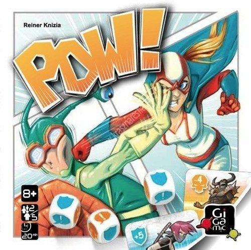 POW! Kockajáték