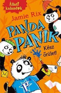 Állati kalandok - Panda pánik 1.
