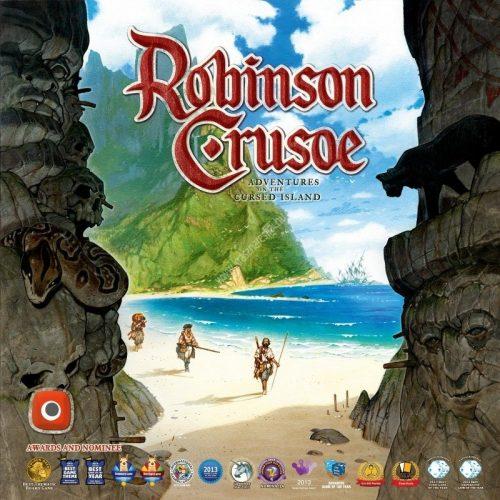 Robinson Crusoe Stratégiai társasjáték
