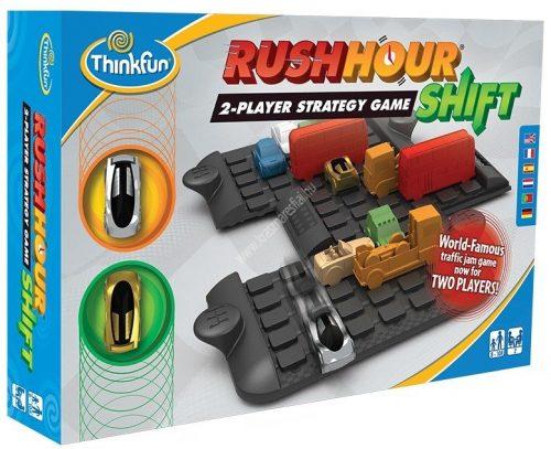 Rush Hour Shift Csúcsforgalom stratégiai társasjáték