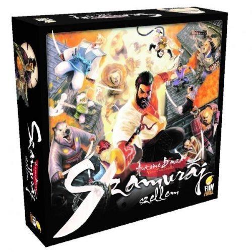 Szamuráj szellem Stratégiai társasjáték