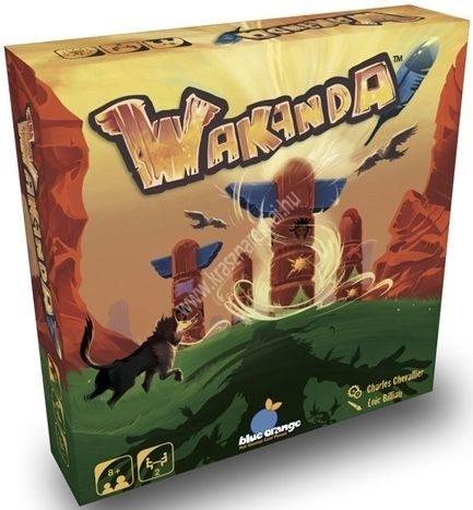 Wakanda Stratégiai társasjáték