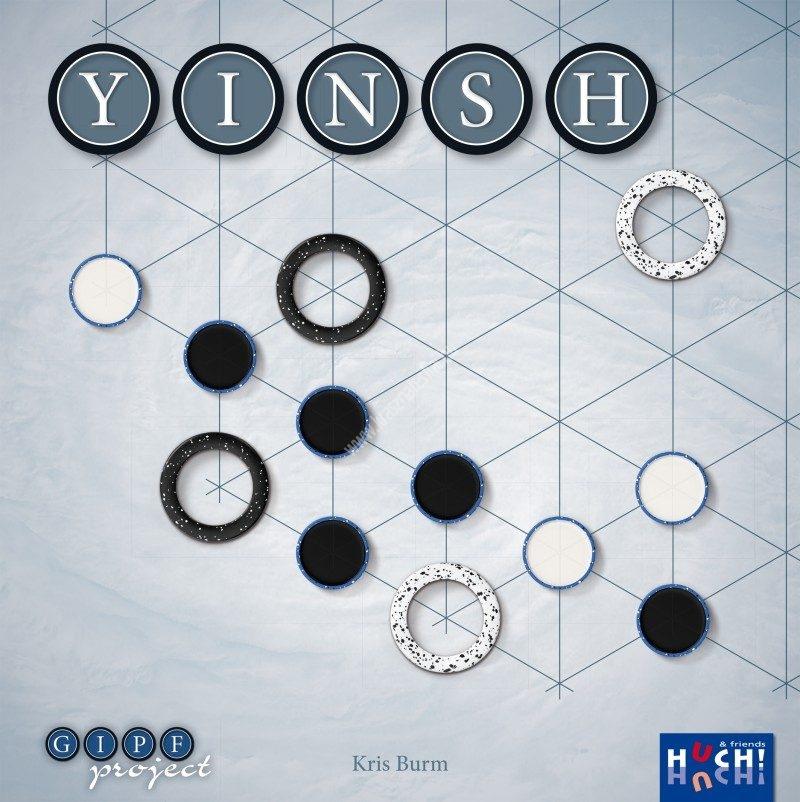 Yinsh Stratégiai játék