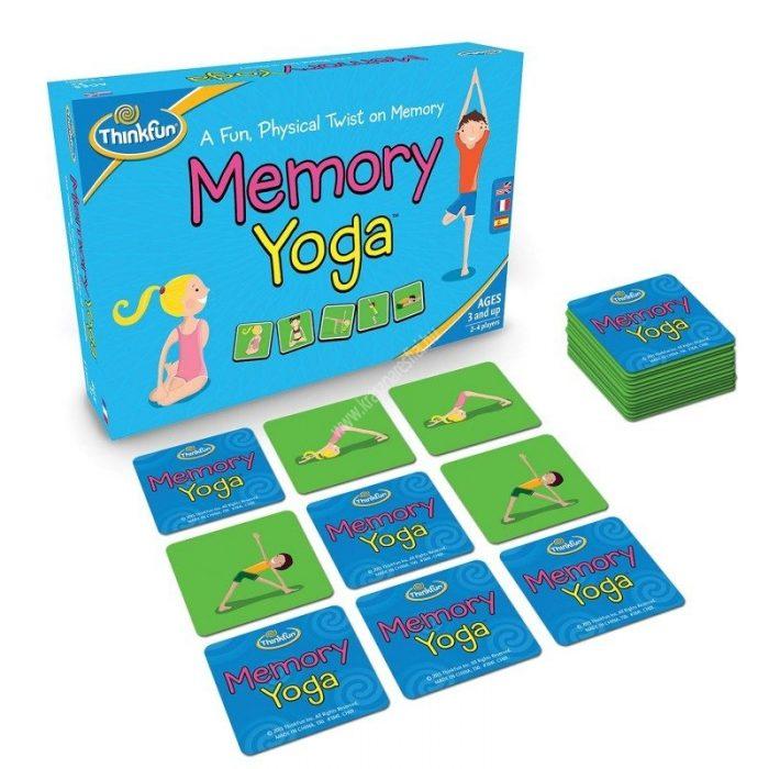 Yoga memory game Jóga memória játék
