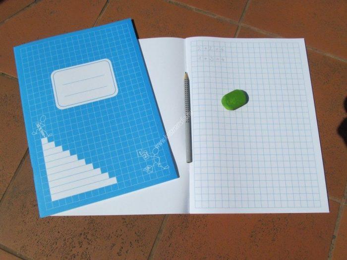 Meixner-módszerű negyezethalós matematika füzet AIÓ