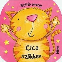 Cica szökken