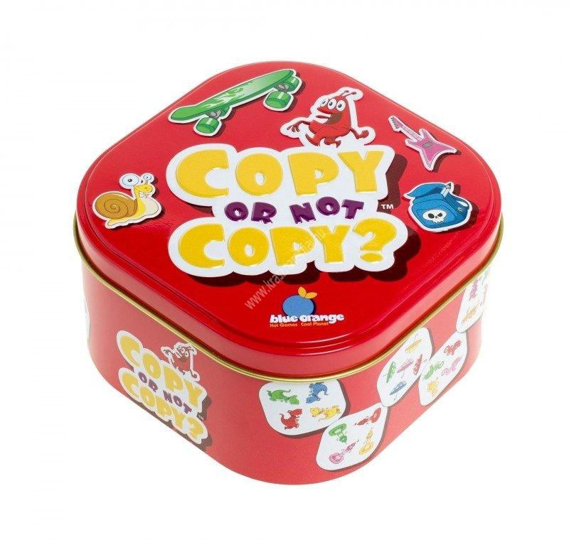 Copy or not copy? Kommunikációs társasjáték