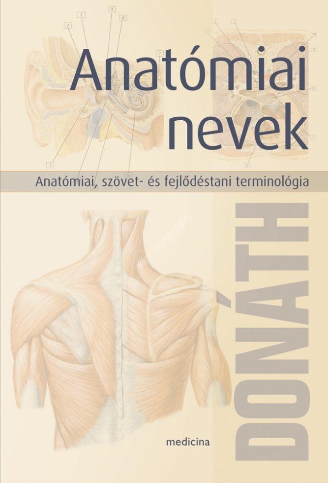 Anatómiai nevek