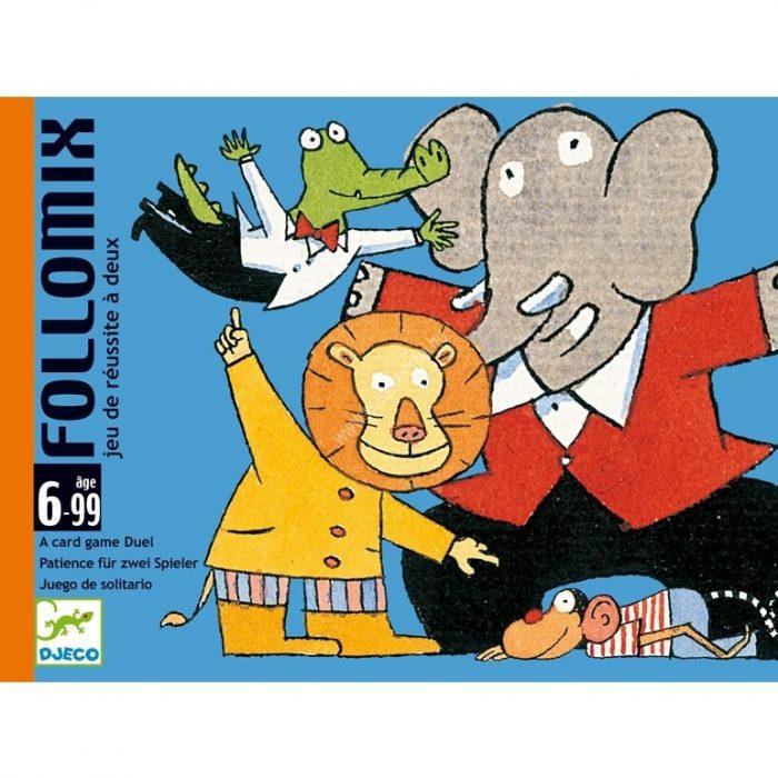 Follomix Ügyességi kártyajáték