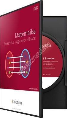 Matematika: Bevezetés a függvények világába CD iDoctum LITE