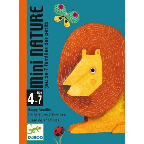 Mini nature Ügyességi kártyajáték