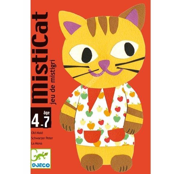 Misticat Párkereső kártyajáték