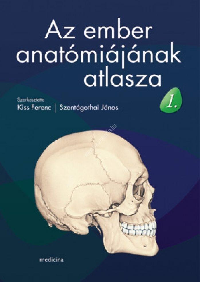 Az ember anatómiájának atlasza 1-2.