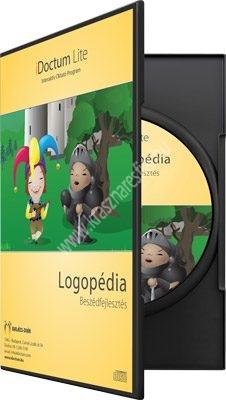 Logovár: Beszédfejlesztés - Logopédia CD Lite