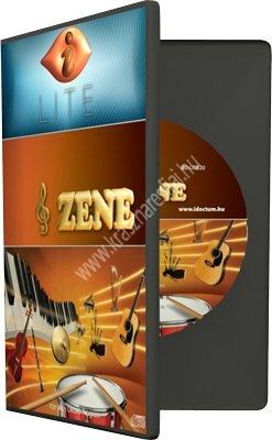 Zene - Ének-zene CD Lite