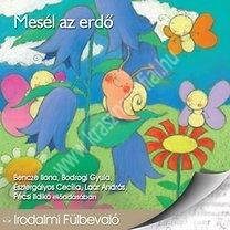 Mesél az erdő Hangoskönyv CD