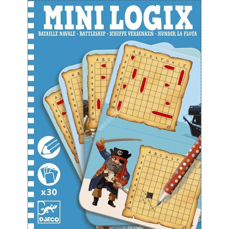 Mini logika Hajócsata (5355)