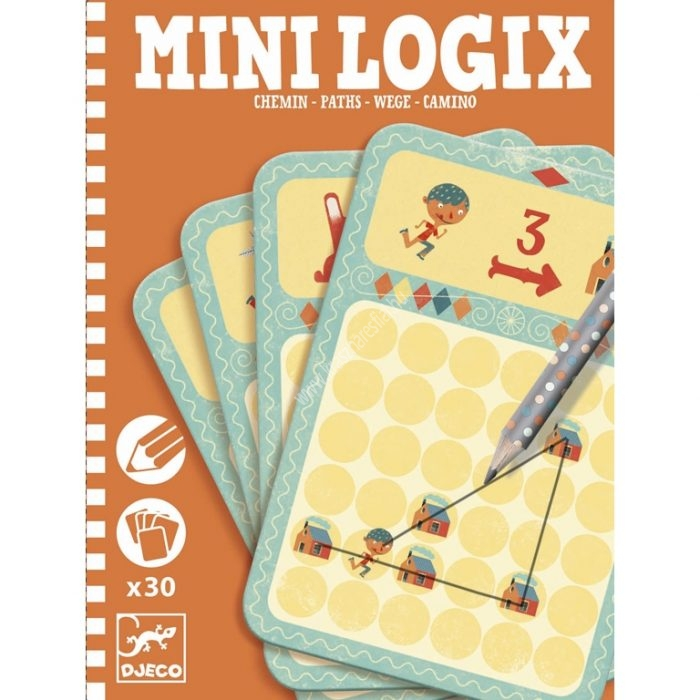 Mini logika Útvonalak (5362)