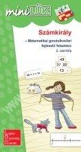 MiniLÜK Számkirály matematika feladatok 2. osztály