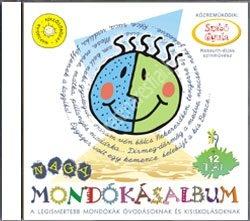 Nagy mondókásalbum CD
