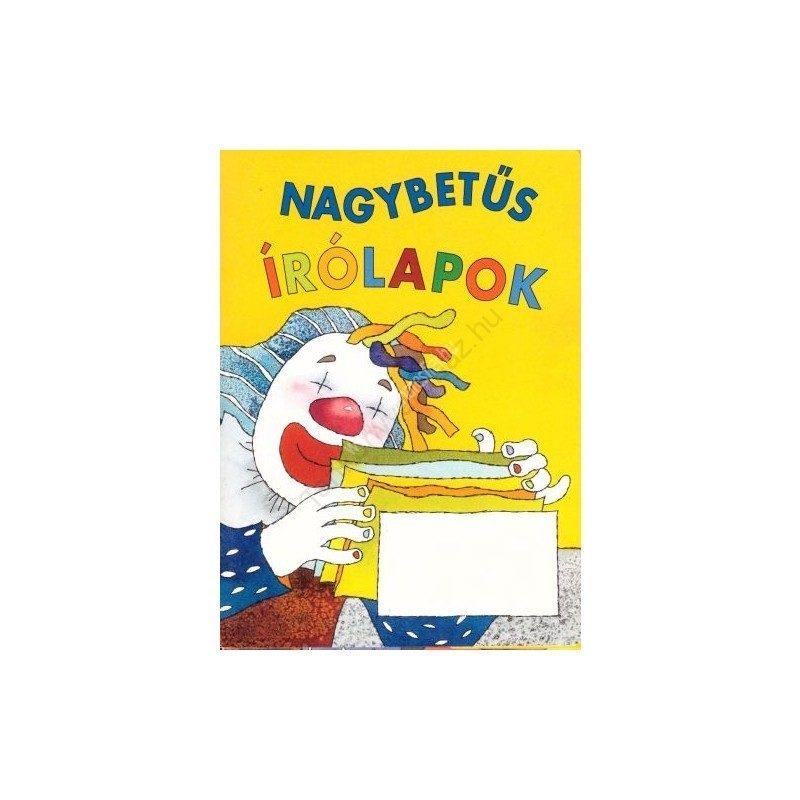 Romankovics Andrá s :Nagybetűs írólapok