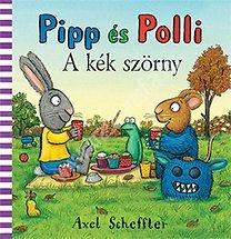 Pipp és Polli - A kék szörny