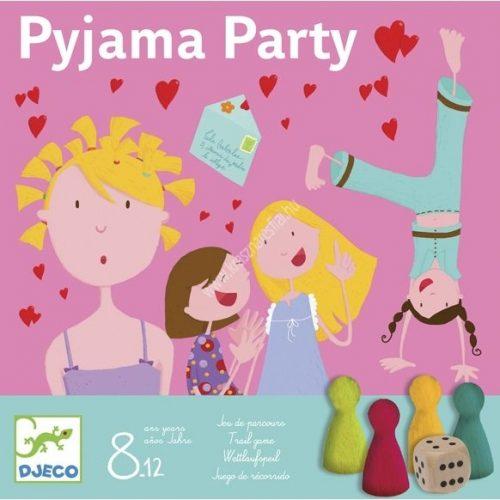 Pizsama party Kommunikációt fejlesztő kártyajáték
