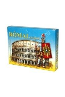 Római számok oktató kártyajáték